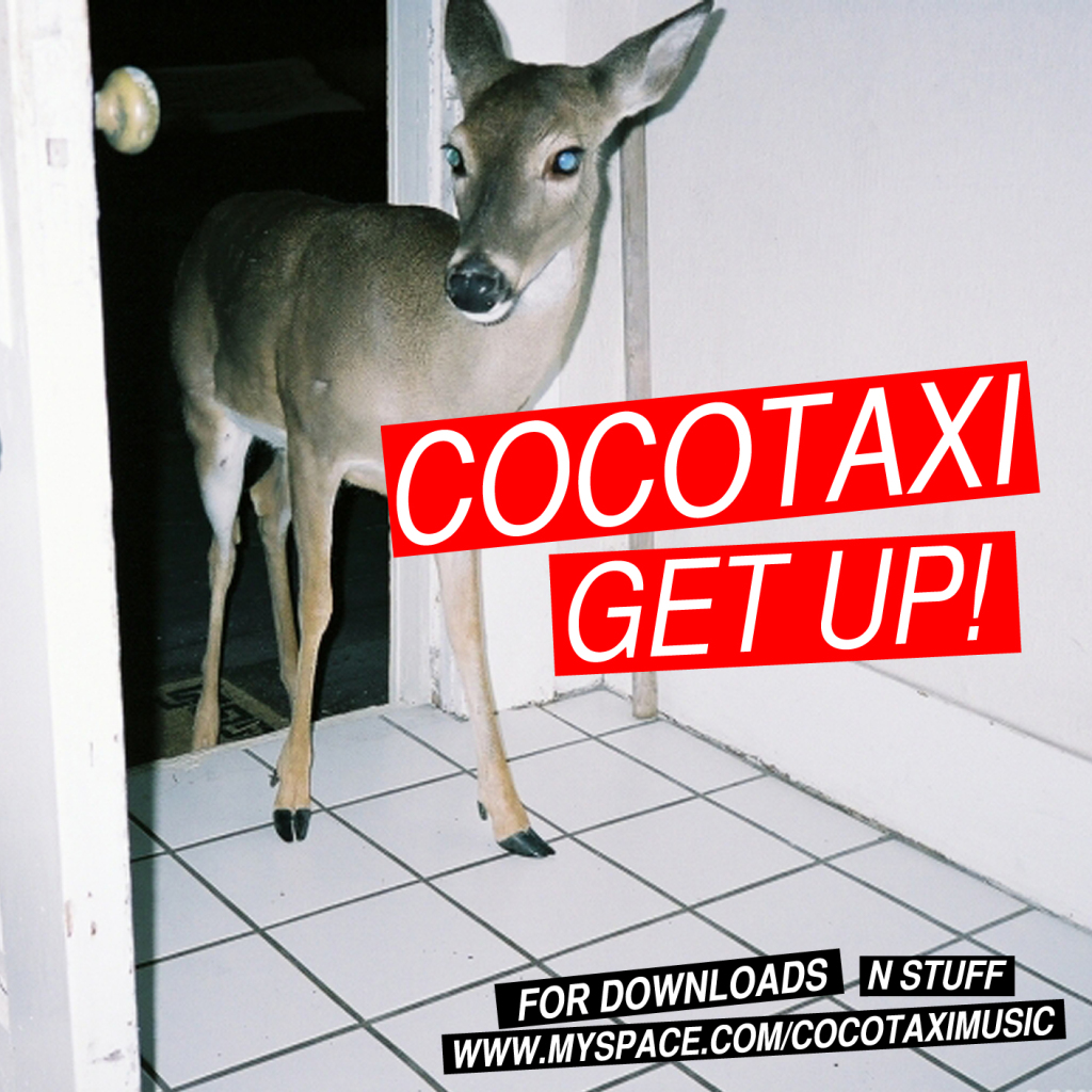 Cocotaxi Get Up