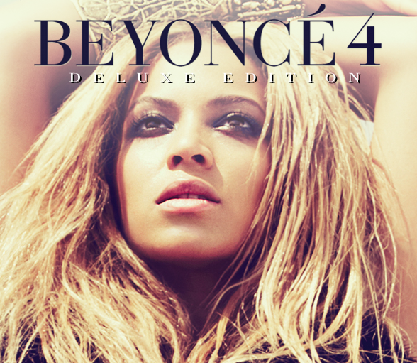Beyonce - 4 (Deluxe Edition) (2011) Album Cover