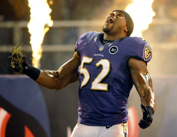 KW - Ray Lewis Retirement Club Tribute