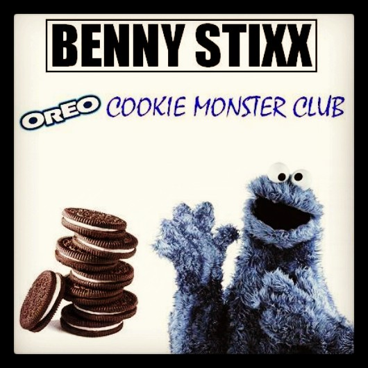 OREO COOKIE MONSTER CLUB