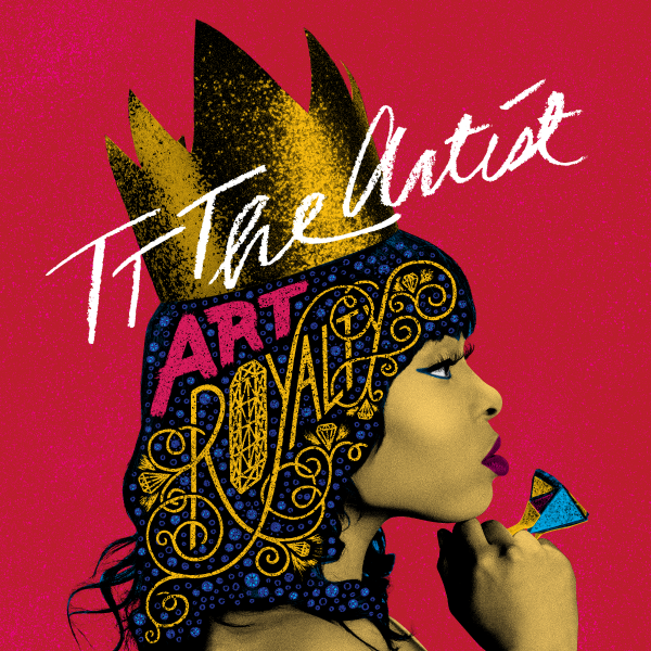 Art Royalty Cover(TT The Artist)